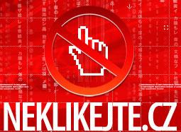 Neklikejte.cz logo